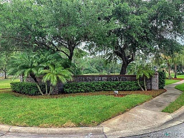 1958 NW Turnbull Lakes Drive #1958, New Smyrna Beach, FL 32168 (MLS #1057882) :: Florida Life Real Estate Group
