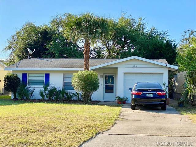 805 E 14th Avenue, New Smyrna Beach, FL 32169 (MLS #1057889) :: Florida Life Real Estate Group