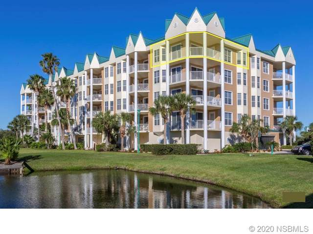 4620 Riverwalk Village Court #7508, Ponce Inlet, FL 32127 (MLS #1057947) :: Florida Life Real Estate Group