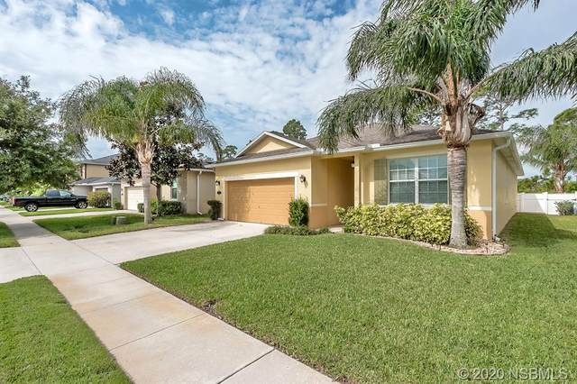 528 Aeolian Drive, New Smyrna Beach, FL 32168 (MLS #1057999) :: Florida Life Real Estate Group
