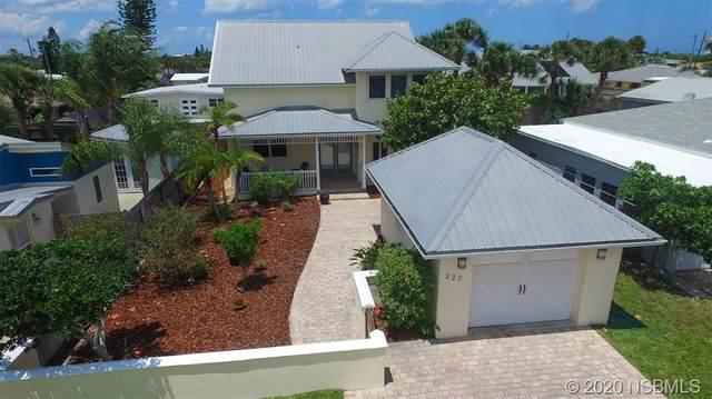 220 Kirkland Road, New Smyrna Beach, FL 32169 (MLS #1058059) :: Florida Life Real Estate Group