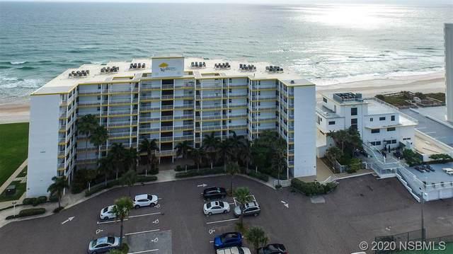 5203 S Atlantic Avenue 411B, New Smyrna Beach, FL 32169 (MLS #1058083) :: BuySellLiveFlorida.com