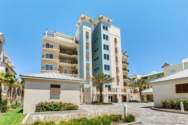 807 S Atlantic Avenue #601, New Smyrna Beach, FL 32169 (MLS #1058088) :: BuySellLiveFlorida.com