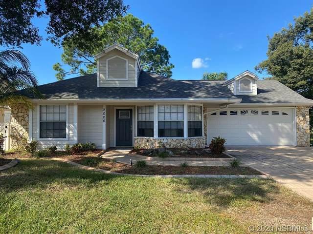 2006 Beaver Creek Dr Drive, Port Orange, FL 32128 (MLS #1058123) :: Florida Life Real Estate Group