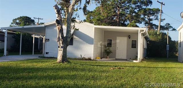 4410 Indian River Drive W, Edgewater, FL 32141 (MLS #1058159) :: Florida Life Real Estate Group
