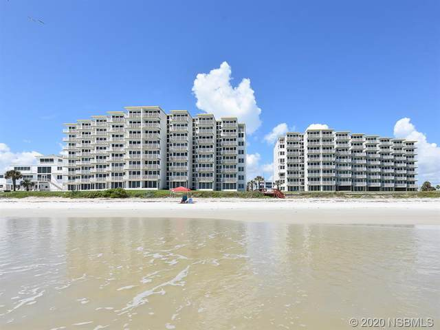 5201 S Atlantic Avenue 702A, New Smyrna Beach, FL 32169 (MLS #1058164) :: BuySellLiveFlorida.com