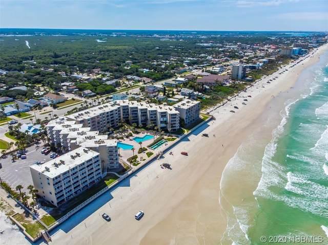 2401 S Atlantic Avenue B201, New Smyrna Beach, FL 32169 (MLS #1058259) :: BuySellLiveFlorida.com