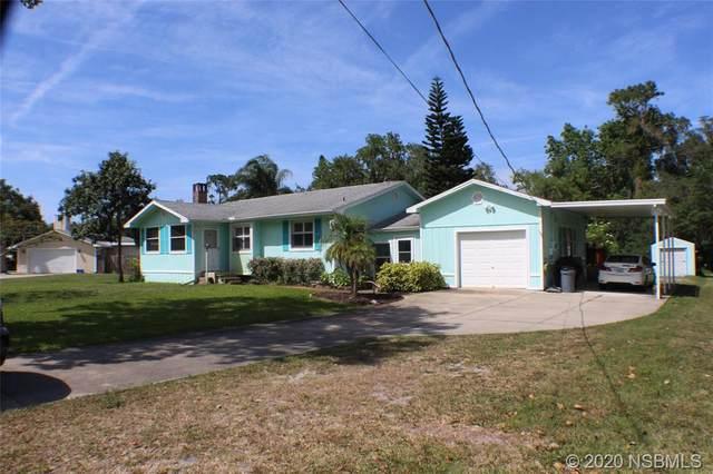 1251 Bolton Road, New Smyrna Beach, FL 32168 (MLS #1058276) :: Florida Life Real Estate Group