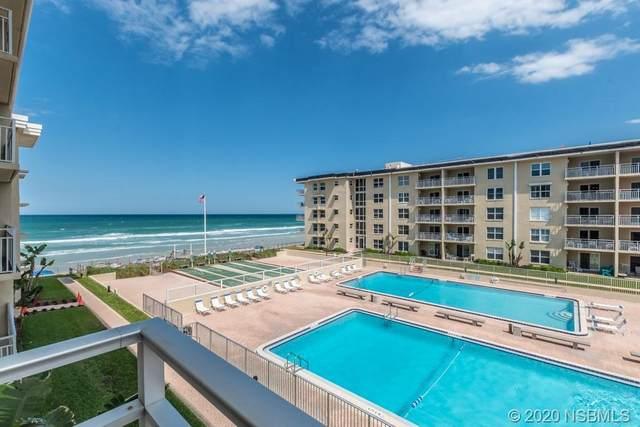 4151 S Atlantic Avenue #309, New Smyrna Beach, FL 32169 (MLS #1058370) :: Florida Life Real Estate Group