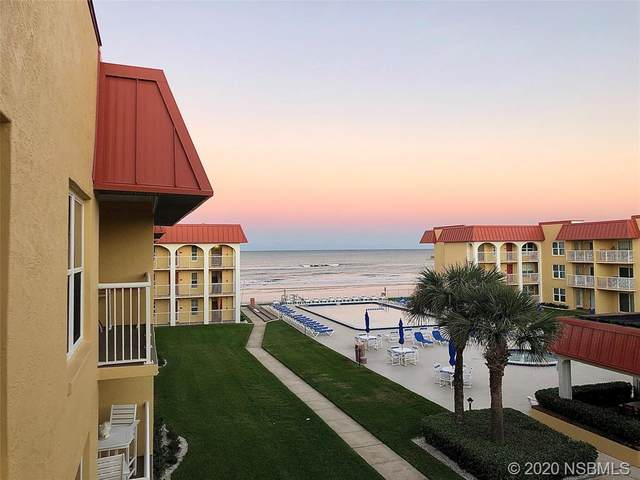3801 S Atlantic Avenue #310, New Smyrna Beach, FL 32169 (MLS #1058379) :: Florida Life Real Estate Group