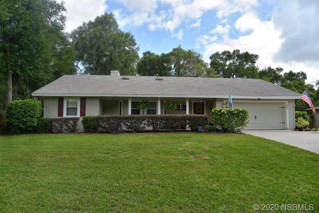 805 E Lansdowne Avenue, Orange City, FL 32763 (MLS #1058386) :: Florida Life Real Estate Group