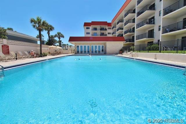 4301 S Atlantic Avenue #201, New Smyrna Beach, FL 32169 (MLS #1058411) :: BuySellLiveFlorida.com