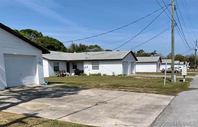 606 S Old County Road, Edgewater, FL 32132 (MLS #1058414) :: Florida Life Real Estate Group