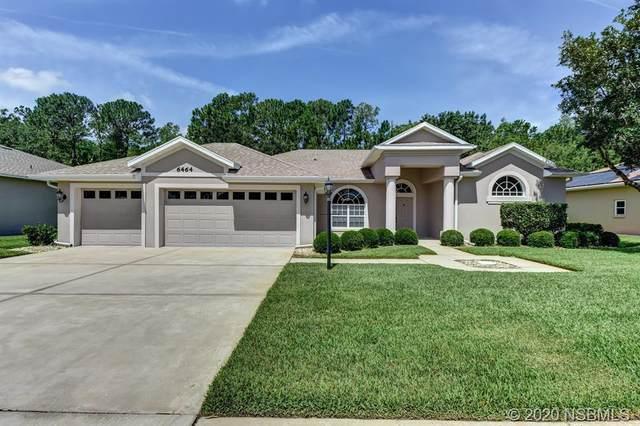 6464 Longlake Drive, Port Orange, FL 32128 (MLS #1058445) :: Florida Life Real Estate Group