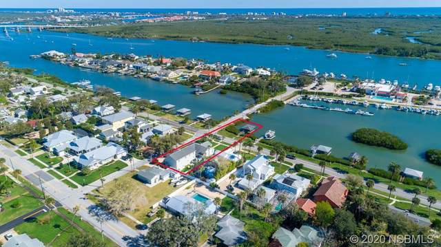 1300 S Riverside Drive, New Smyrna Beach, FL 32168 (MLS #1058495) :: Florida Life Real Estate Group