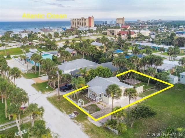 917 Locust Street, New Smyrna Beach, FL 32169 (MLS #1058568) :: Florida Life Real Estate Group