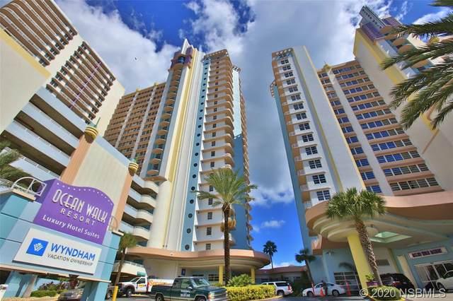 350 N Atlantic Avenue #2120, Daytona Beach, FL 32118 (MLS #1058626) :: Florida Life Real Estate Group