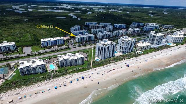 5300 S Atlantic Avenue 13-406, New Smyrna Beach, FL 32169 (MLS #1058687) :: BuySellLiveFlorida.com