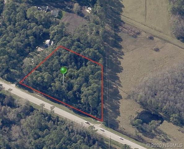 0 State Rd 415, New Smyrna Beach, FL 32168 (MLS #1058779) :: Florida Life Real Estate Group