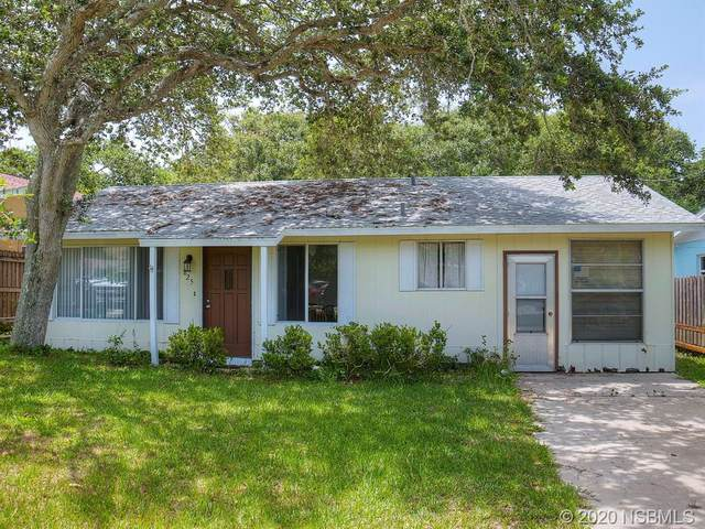825 E 12th Avenue, New Smyrna Beach, FL 32169 (MLS #1058796) :: Florida Life Real Estate Group