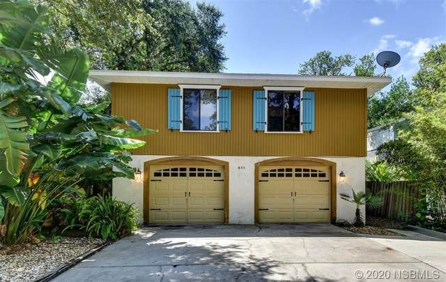 807 E 23rd Avenue, New Smyrna Beach, FL 32169 (MLS #1059820) :: Florida Life Real Estate Group