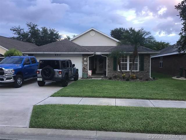 643 Coral Trace Boulevard, Edgewater, FL 32132 (MLS #1059823) :: BuySellLiveFlorida.com
