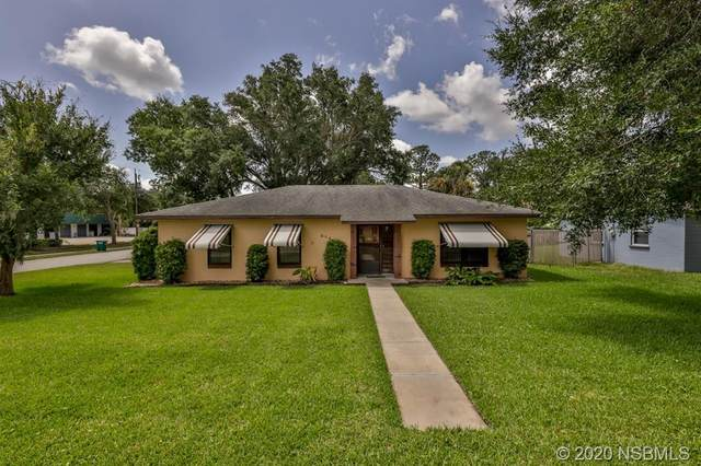 604 Edward Street, New Smyrna Beach, FL 32169 (MLS #1059828) :: Florida Life Real Estate Group