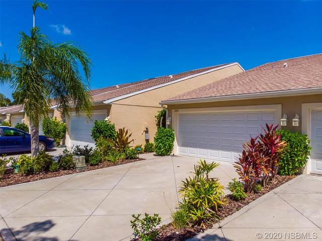 2201 Hawks Cove Circle, New Smyrna Beach, FL 32168 (MLS #1059931) :: Florida Life Real Estate Group