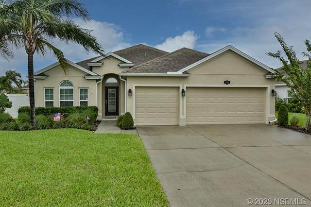 806 Snapdragon Drive, New Smyrna Beach, FL 32168 (MLS #1059944) :: Florida Life Real Estate Group
