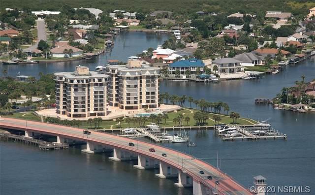 501 N Causeway #108, New Smyrna Beach, FL 32169 (MLS #1059952) :: BuySellLiveFlorida.com