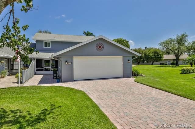 2 Lake Fairgreen, New Smyrna Beach, FL 32168 (MLS #1059983) :: Florida Life Real Estate Group