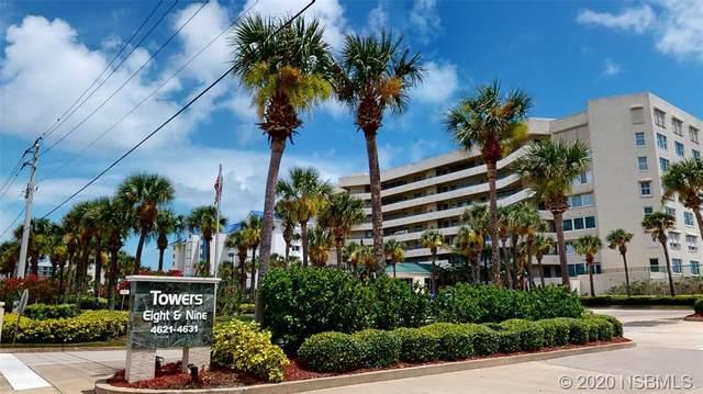 4631 S Atlantic Avenue #8707, Ponce Inlet, FL 32127 (MLS #1060038) :: Florida Life Real Estate Group