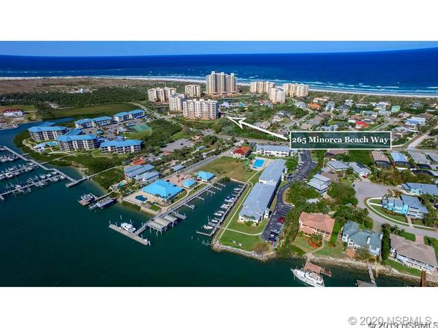 265 Minorca Beach Way #404, New Smyrna Beach, FL 32169 (MLS #1060127) :: BuySellLiveFlorida.com