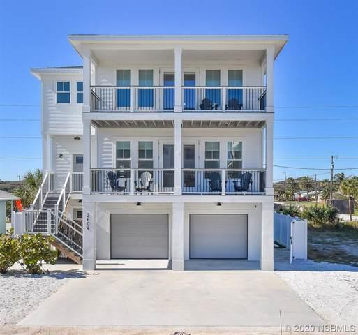 2604 Hill Street, New Smyrna Beach, FL 32169 (MLS #1060153) :: BuySellLiveFlorida.com