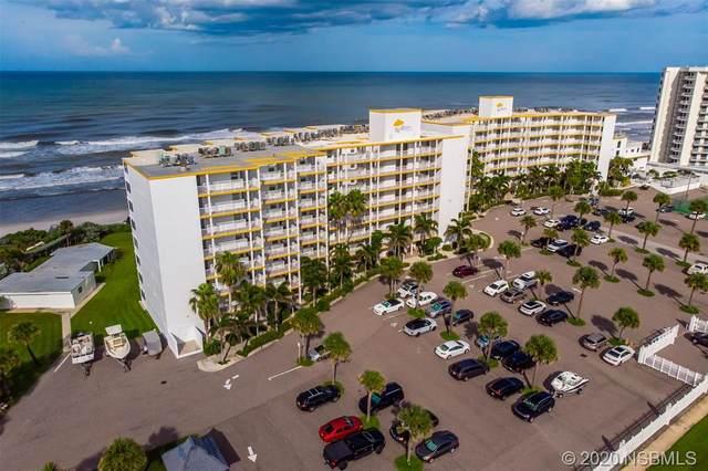 5201 S Atlantic Avenue 208A, New Smyrna Beach, FL 32169 (MLS #1060155) :: BuySellLiveFlorida.com