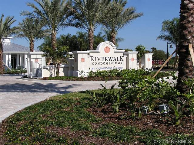 3 N Riverwalk Drive 3-602, New Smyrna Beach, FL 32169 (MLS #1060204) :: BuySellLiveFlorida.com