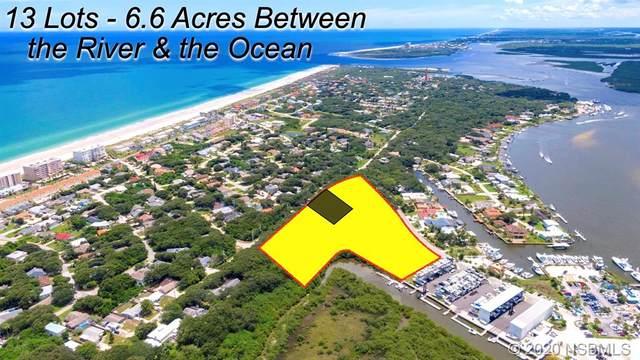 0 Inlet Harbor Road, Ponce Inlet, FL 32127 (MLS #1060312) :: Florida Life Real Estate Group