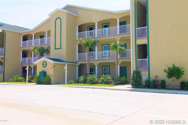 468 Bouchelle Drive #225, New Smyrna Beach, FL 32169 (MLS #1060341) :: BuySellLiveFlorida.com