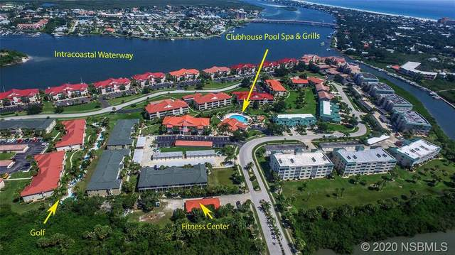 424 Bouchelle Drive #204, New Smyrna Beach, FL 32169 (MLS #1060398) :: BuySellLiveFlorida.com