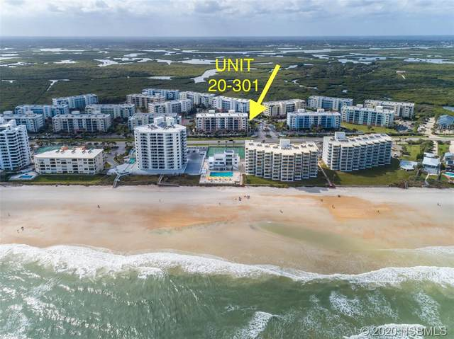 5300 S Atlantic Avenue #20301, New Smyrna Beach, FL 32169 (MLS #1060513) :: BuySellLiveFlorida.com