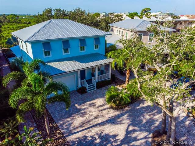 528 S Peninsula Avenue, New Smyrna Beach, FL 32169 (MLS #1060517) :: Florida Life Real Estate Group