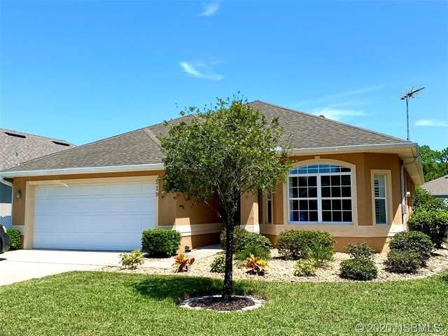 519 Safe Harbor Drive, Edgewater, FL 32141 (MLS #1060560) :: Florida Life Real Estate Group