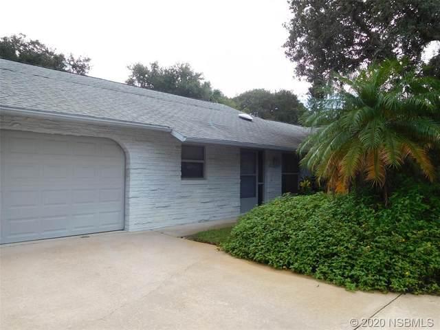 827 S Cooper Street, New Smyrna Beach, FL 32169 (MLS #1060644) :: Florida Life Real Estate Group