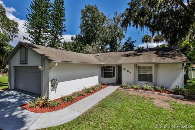 2103 Pine Tree Drive, Edgewater, FL 32141 (MLS #1060649) :: Florida Life Real Estate Group