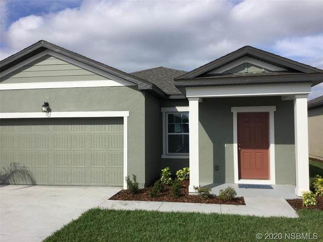 3033 Neverland Drive, New Smyrna Beach, FL 32168 (MLS #1060650) :: Florida Life Real Estate Group