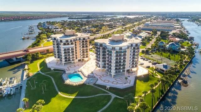 501 N Causeway #505, New Smyrna Beach, FL 32169 (MLS #1060653) :: Florida Life Real Estate Group