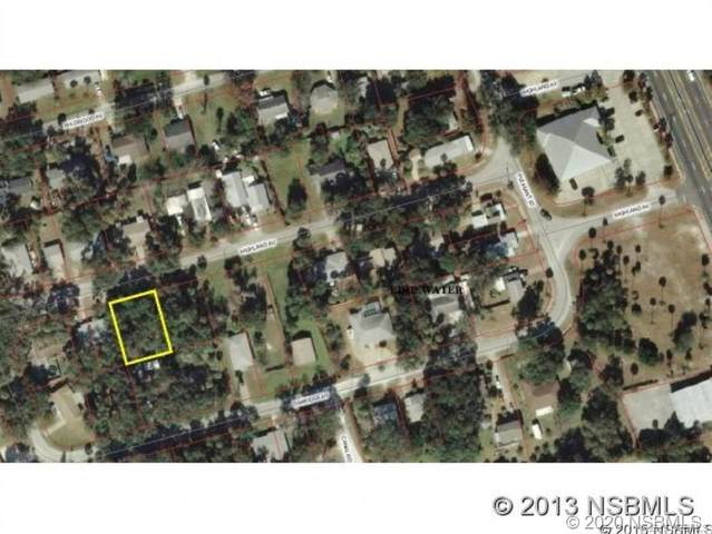 0 Highland Avenue, Edgewater, FL 32132 (MLS #1060665) :: Florida Life Real Estate Group