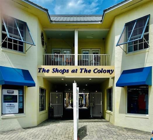 362 Flagler Avenue 13&14, New Smyrna Beach, FL 32169 (MLS #1060674) :: Florida Life Real Estate Group