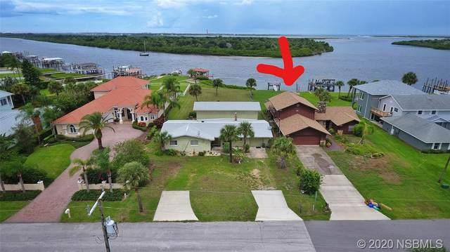 105 Cunningham Drive, New Smyrna Beach, FL 32168 (MLS #1060697) :: Florida Life Real Estate Group