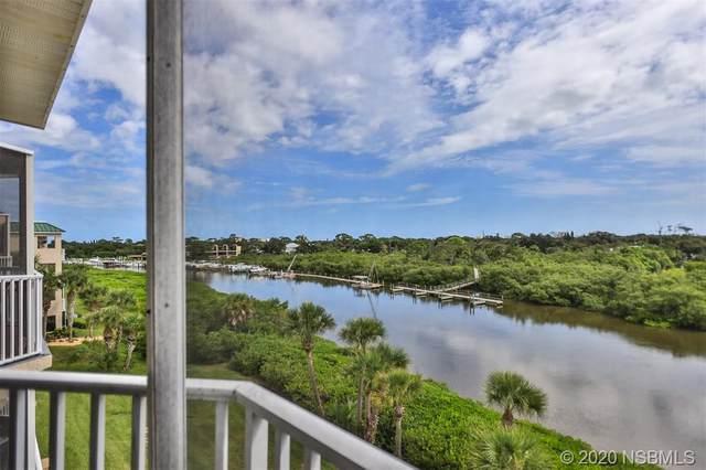 426 Bouchelle Drive #404, New Smyrna Beach, FL 32169 (MLS #1060755) :: BuySellLiveFlorida.com